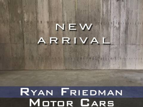 2008 Lamborghini Gallardo Spyder for sale at Ryan Friedman Motor Cars in Valley Stream NY