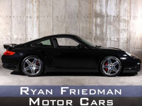 2009 Porsche 911 Turbo for sale at Ryan Friedman Motor Cars in Valley Stream NY