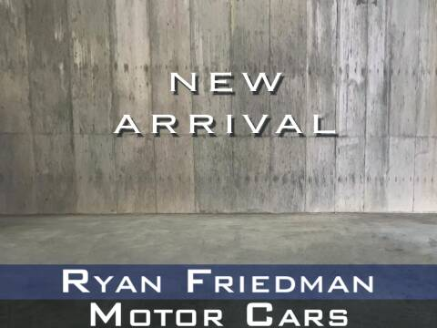 2008 Porsche 911 Turbo for sale at Ryan Friedman Motor Cars in Valley Stream NY