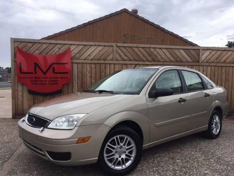 2007 Ford Focus for sale in Clearwater, KS