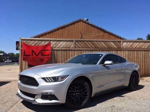 2015 Ford Mustang for sale in Clearwater, KS
