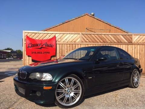 2001 BMW M3 for sale in Clearwater, KS