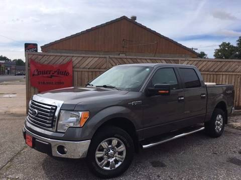 2011 Ford F-150 for sale in Clearwater, KS