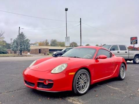 2007 Porsche Cayman for sale in Clearwater, KS