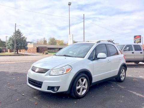 2009 Suzuki SX4 Crossover for sale in Clearwater, KS