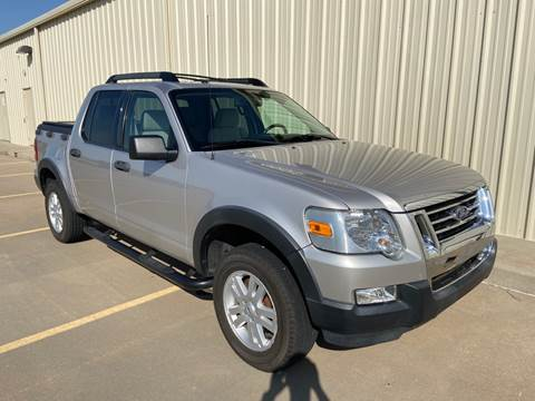 2008 Ford Explorer Sport Trac for sale in Clearwater, KS