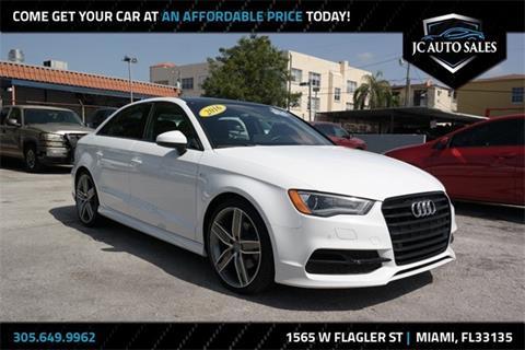 2016 Audi A3 For Sale In Miami Fl