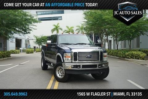 Jc Auto Sales >> Ford F 350 Super Duty For Sale In Miami Fl J C Auto Sales Inc