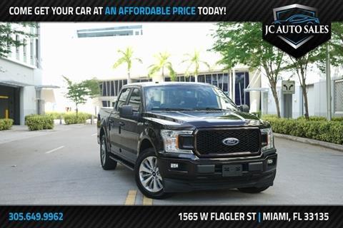 Jc Auto Sales >> Ford F 150 For Sale In Miami Fl J C Auto Sales Inc