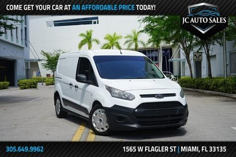 Jc Auto Sales >> Ford Transit Connect Cargo For Sale In Miami Fl J C Auto