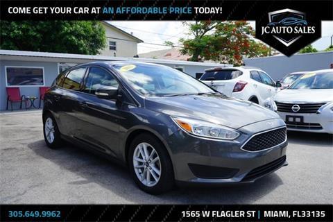 2015 Ford Focus for sale in Miami, FL