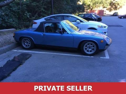 1973 Porsche 914 for sale in Puyallup, WA