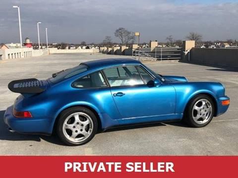 1991 Porsche 911 for sale in Puyallup, WA