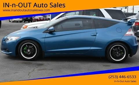 2011 Honda CR-Z for sale in Puyallup, WA