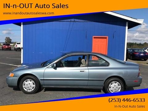 1995 Honda Accord for sale in Puyallup, WA