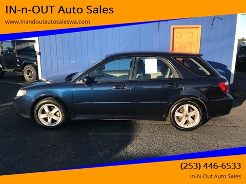 2005 Saab 9-2X for sale in Puyallup, WA