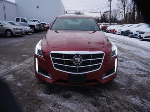2014 Cadillac CTS for sale in Ellsworth, WI