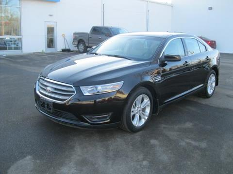 Used 2014 ford taurus for sale in wisconsin for Schoepp motors middleton wi