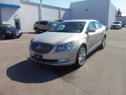 2014 Buick LaCrosse for sale in Ellsworth, WI