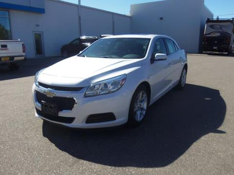2015 Chevrolet Malibu for sale in Ellsworth, WI