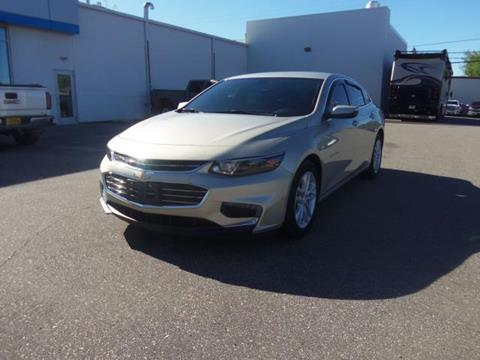 2016 Chevrolet Malibu for sale in Ellsworth, WI