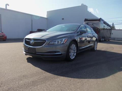 2018 Buick LaCrosse for sale in Ellsworth, WI