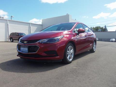 2017 Chevrolet Cruze for sale in Ellsworth, WI
