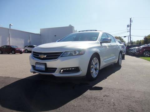 2014 Chevrolet Impala for sale in Ellsworth, WI