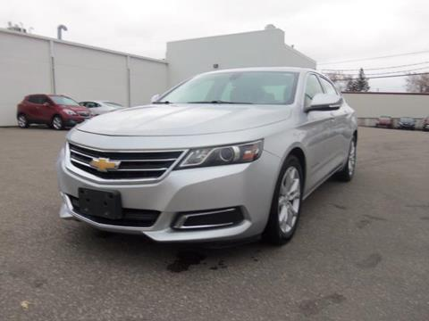 2016 Chevrolet Impala for sale in Ellsworth, WI