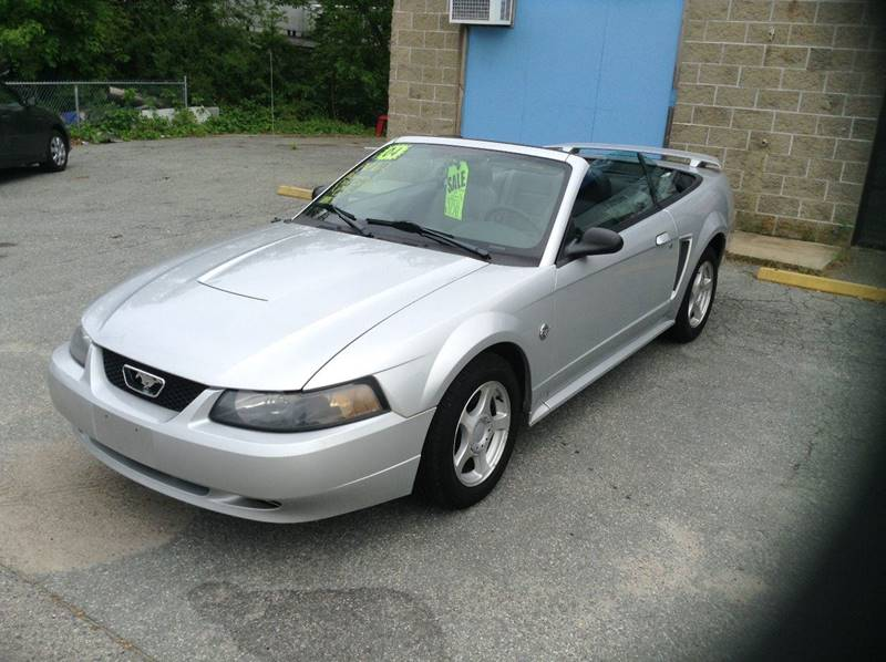 2004 Ford Mustang for sale at Rte 3 Auto Sales in West Warwick RI