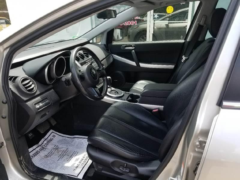 2007 Mazda CX-7 for sale at Rte 3 Auto Sales in West Warwick RI