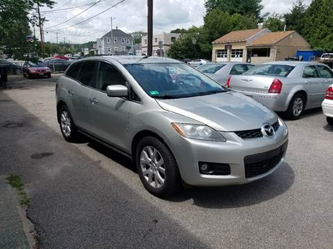 2007 Mazda CX-7 for sale at Rte 3 Auto Sales in West Warwick RI