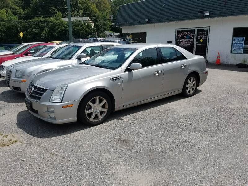 2008 Cadillac STS for sale at Rte 3 Auto Sales in West Warwick RI