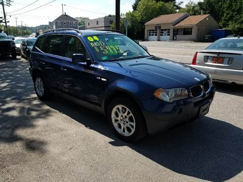 2004 BMW X3 for sale in West Warwick, RI