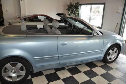 2004 Audi A4 for sale at Rte 3 Auto Sales in West Warwick RI