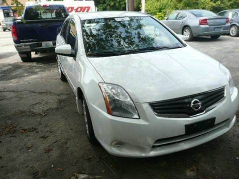 2011 Nissan Sentra for sale at Rte 3 Auto Sales in West Warwick RI