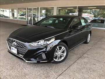 2018 Hyundai Sonata for sale in Cedar Rapids, IA