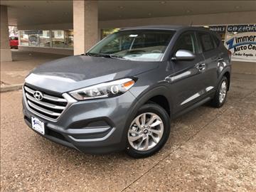 2017 Hyundai Tucson for sale in Cedar Rapids, IA