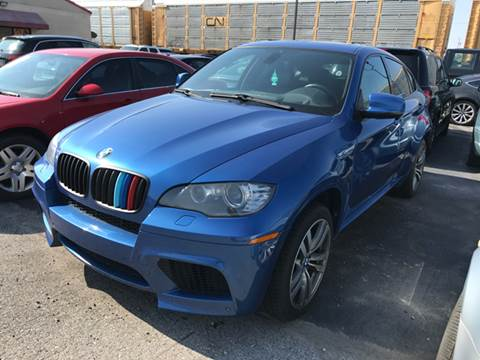Used 2010 BMW X6 M For Sale in Audubon, IA - Carsforsale.com