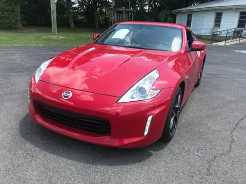2014 Nissan 370Z for sale at Tennessee Auto Brokers LLC in Murfreesboro TN