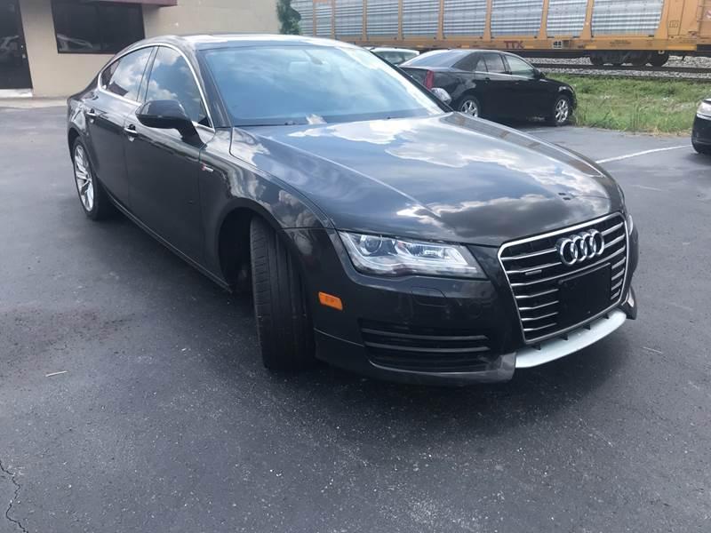2013 Audi A7 for sale at Tennessee Auto Brokers LLC in Murfreesboro TN