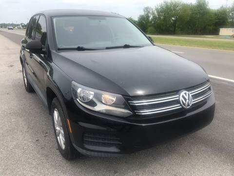 2012 Volkswagen Tiguan for sale in Murfreesboro, TN