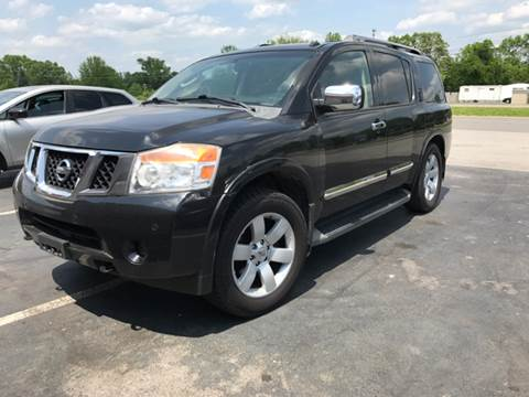 2008 Nissan Armada for sale in Murfreesboro, TN