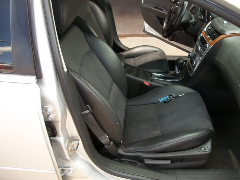 2012 Chevrolet Malibu for sale at W & W MOTORS in Clovis NM