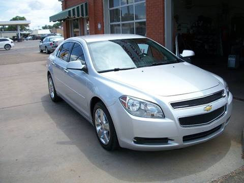 2012 Chevrolet Malibu for sale at W & W MOTORS in Clovis NM