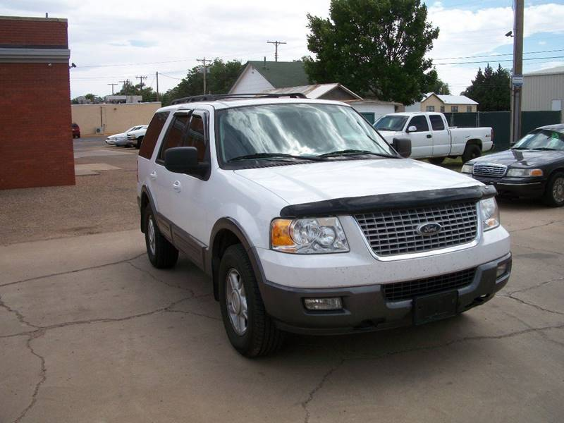 2006 Ford Expedition for sale at W & W MOTORS in Clovis NM