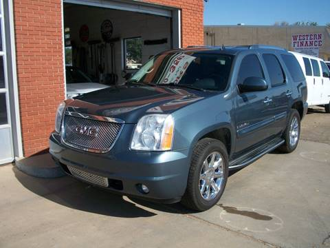 2008 GMC Yukon for sale at W & W MOTORS in Clovis NM