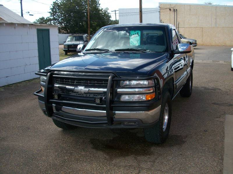 2000 Chevrolet Silverado 1500 for sale at W & W MOTORS in Clovis NM