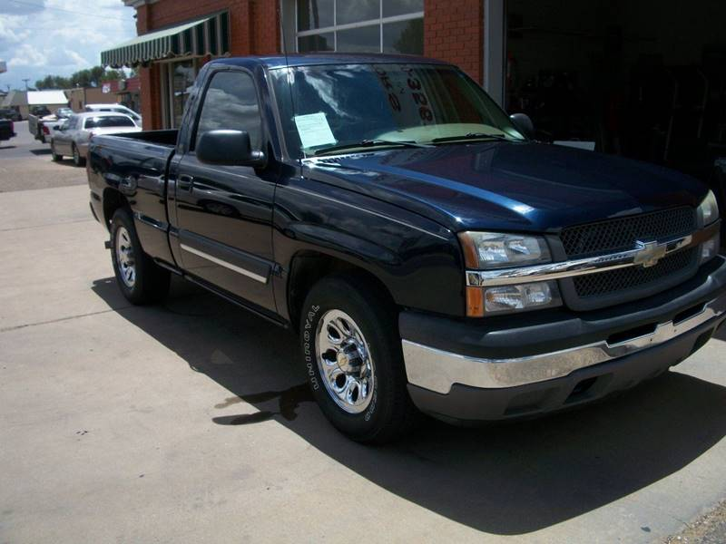 2005 Chevrolet Silverado 1500 for sale at W & W MOTORS in Clovis NM
