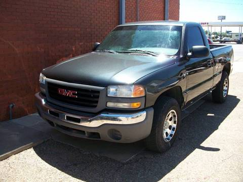 2003 GMC Sierra 1500 for sale at W & W MOTORS in Clovis NM